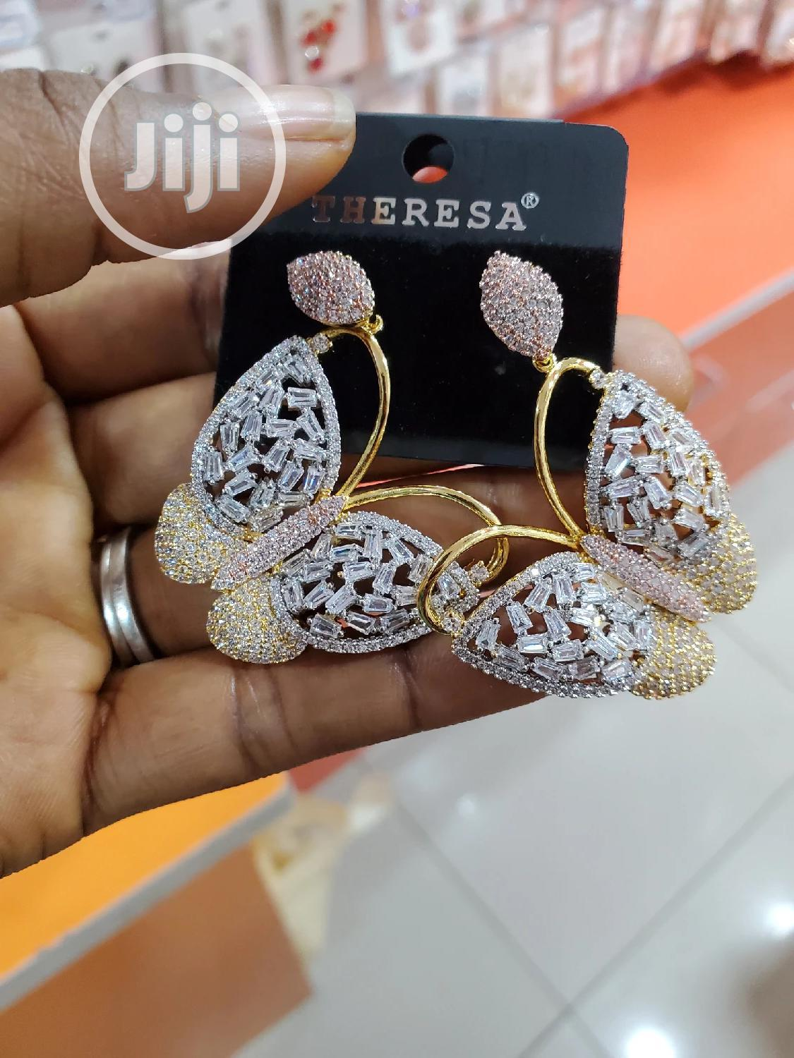 Archive: Fashion Earring