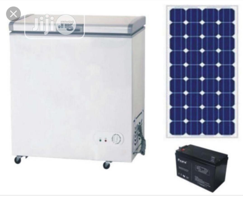 200 Litre Solar Freezer DC