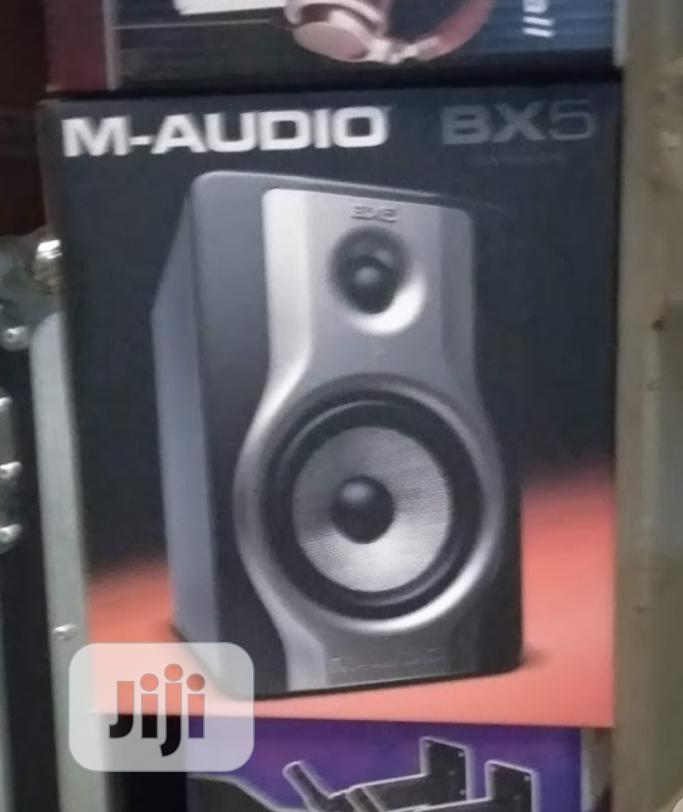 BX5/BX5D3 M-audio Studio Monitor Speaker