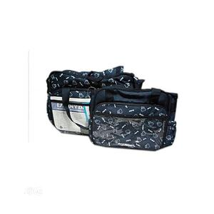 5 In 1 Diaper Bag With Changing Mat | Baby & Child Care for sale in Lagos State, Ikorodu