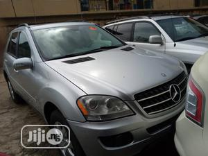 Mercedes-Benz M Class 2006 Silver   Cars for sale in Lagos State, Isolo