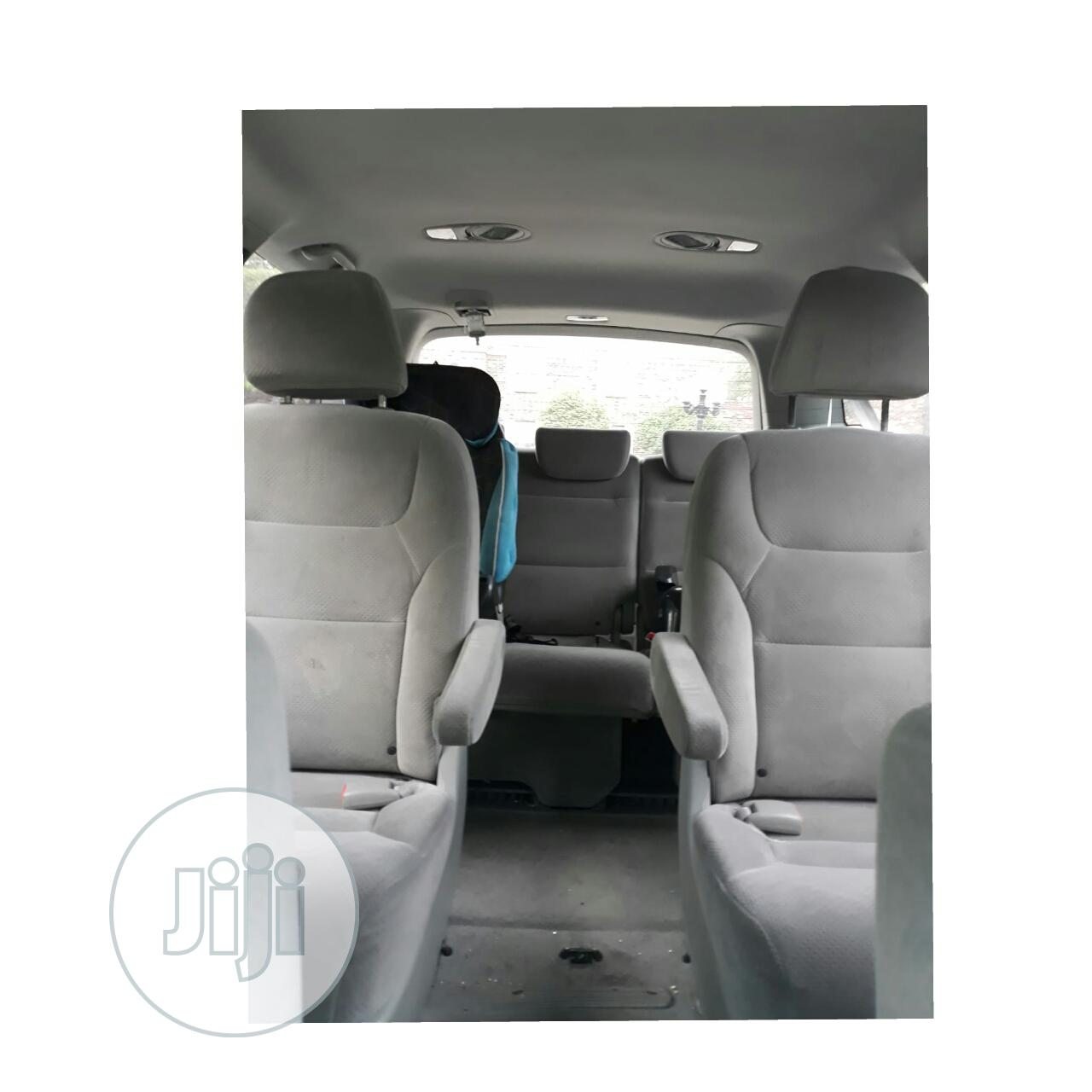 Honda Odyssey 2006 Gray | Cars for sale in Ikorodu, Lagos State, Nigeria
