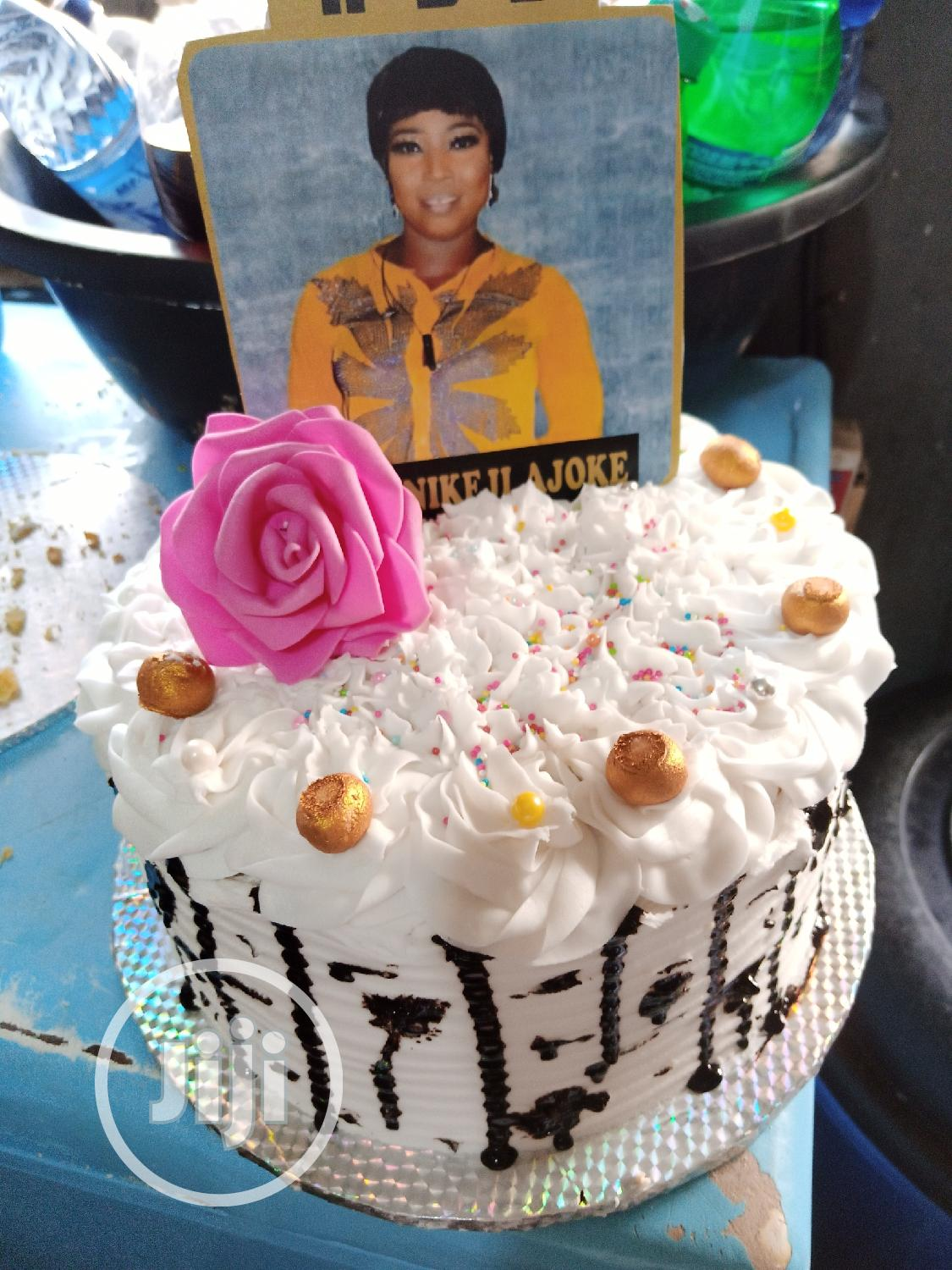 Birthday Cake | Party, Catering & Event Services for sale in Lagos Island (Eko), Lagos State, Nigeria
