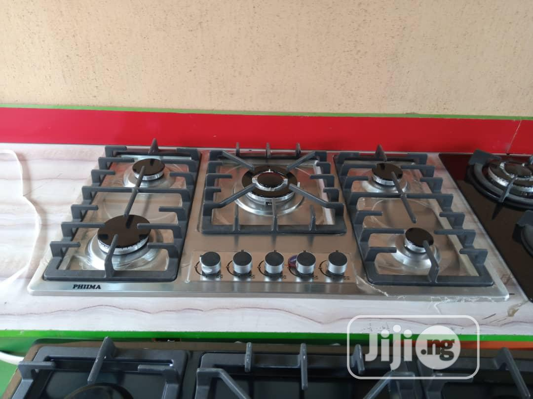 Archive: Quality German Phima Gas Cooker