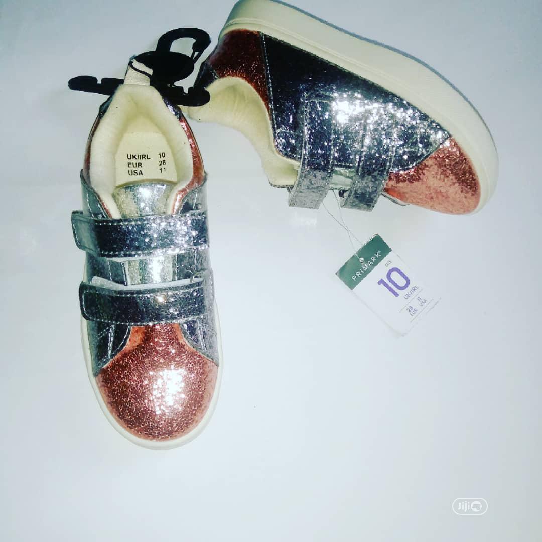 Archive: Glitter Girls Sneakers