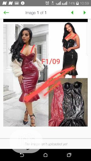 New Female Leather Gown | Clothing for sale in Lagos State, Magodo