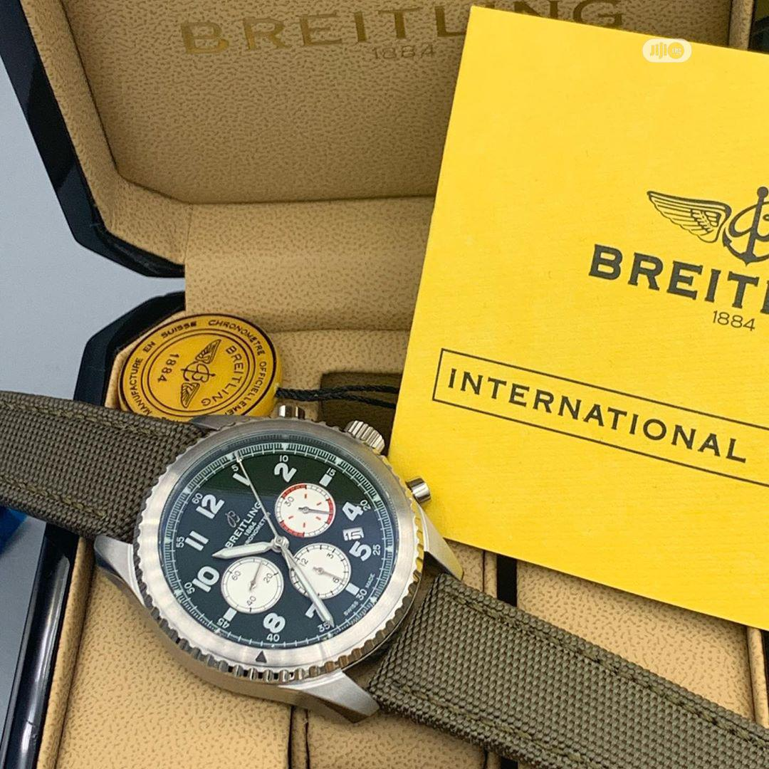 Breitling Classic Watch | Watches for sale in Magodo, Lagos State, Nigeria