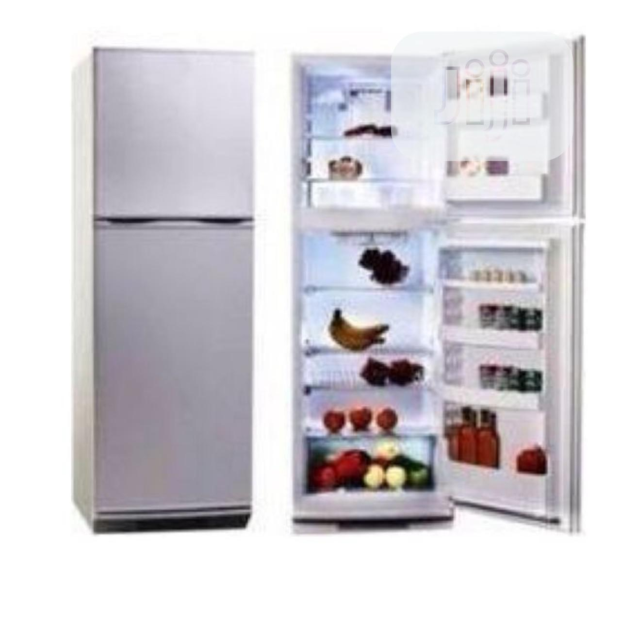 Brand New Midea HD-273F 207L Top Mount, Double Door Refrigerator | Kitchen Appliances for sale in Ojo, Lagos State, Nigeria