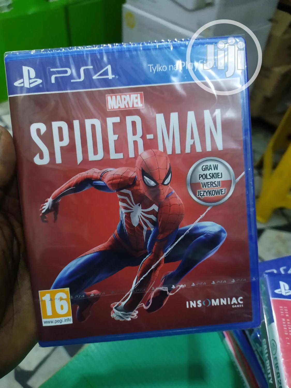 Ps4 Marvel Spider- Man