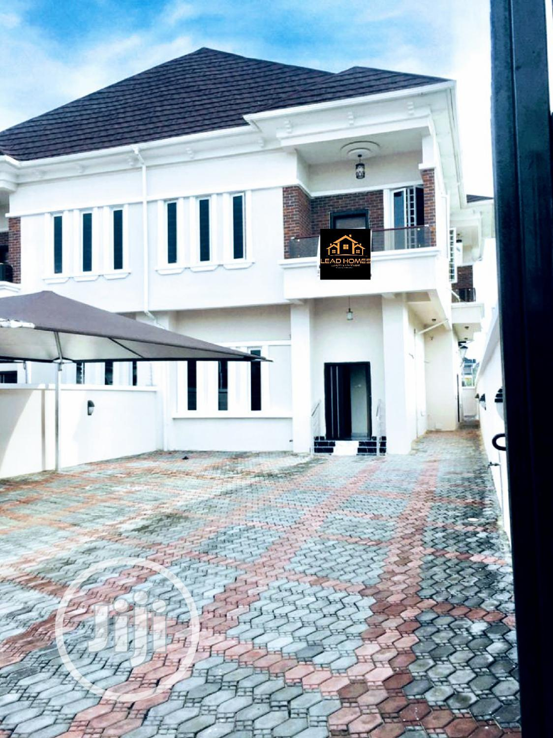 Cheapest 4 Bedroom With BQ Fully Detached Duplex In Thomas Estate Lekki