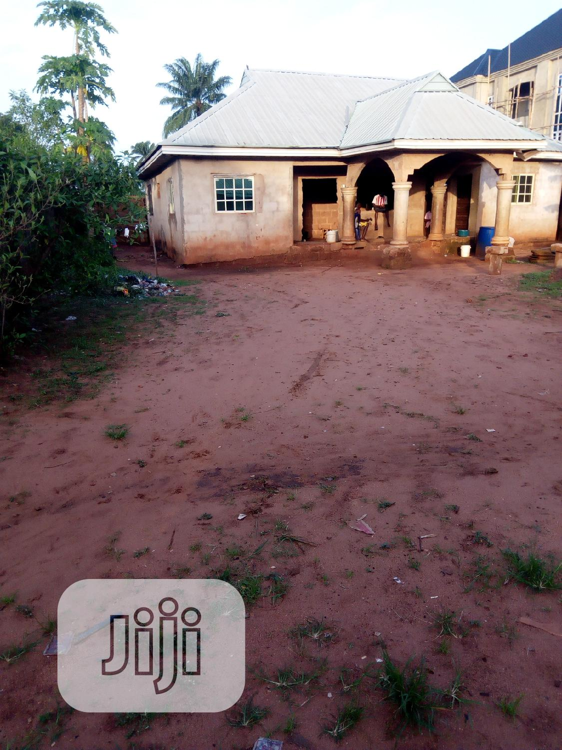Bungalow For Sale At Nodu Okpuno