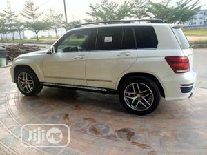Mercedes-Benz GLK-Class 2013 350 4MATIC White | Cars for sale in Lagos State, Mushin