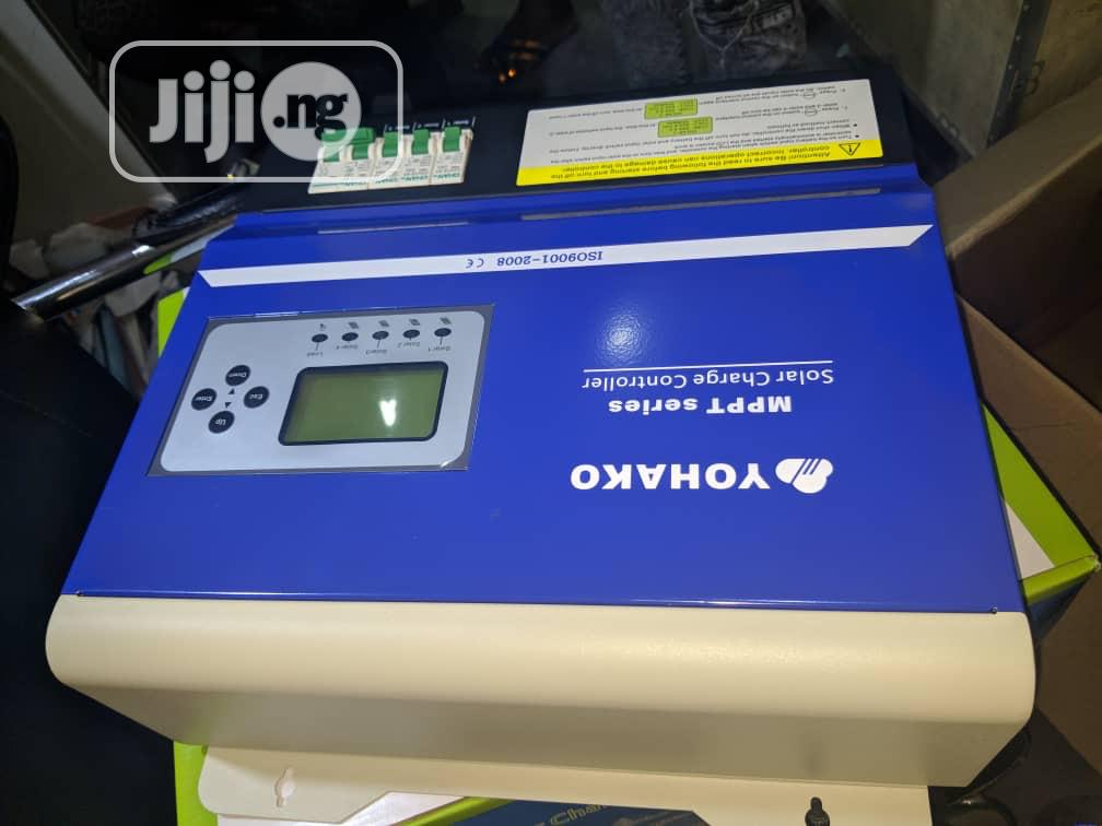 100A 180v Yohako MPPT Charge Controller Available With 1 Year Warranty