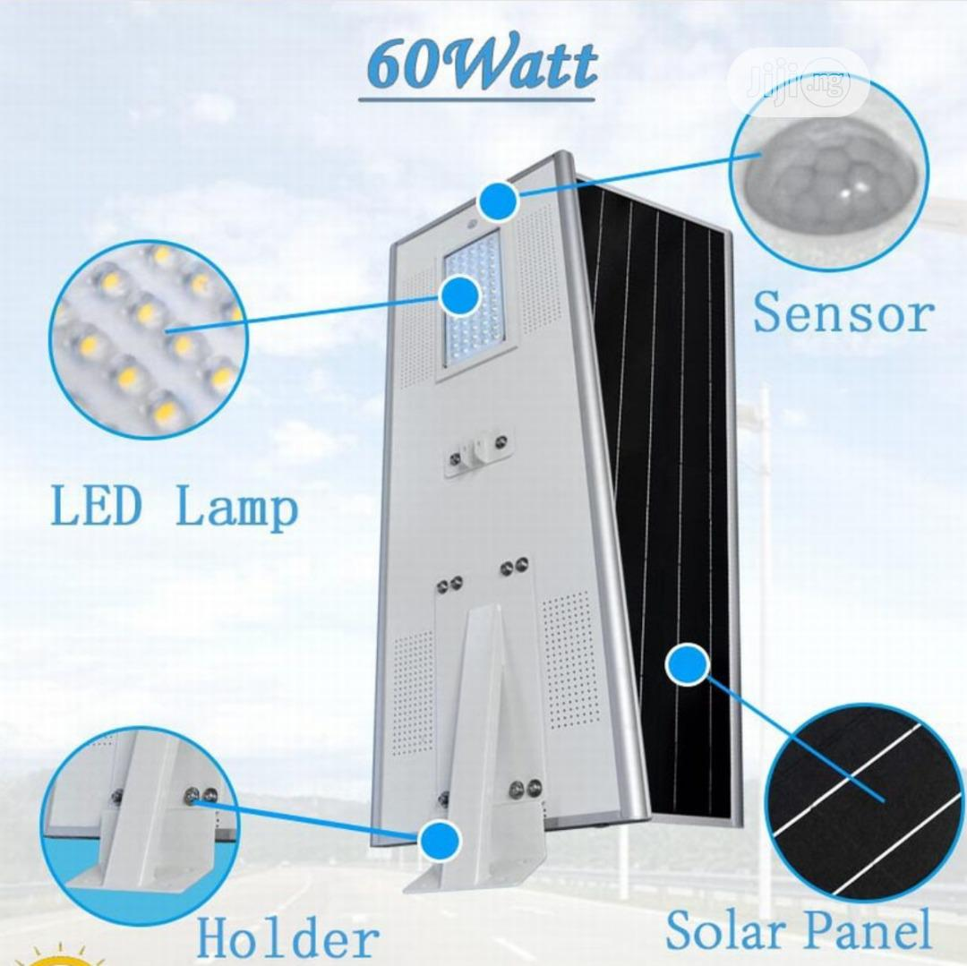120w All in One Solar Street Lights Available