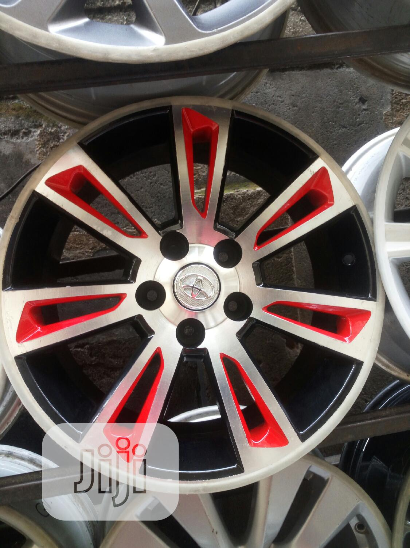 17 Rim for Toyota Lexus