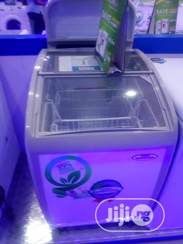 SD-162 Ice Cream Freezer