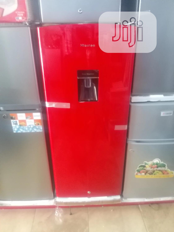 Hisense Refrigerator Red 230