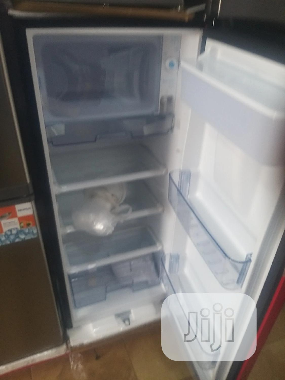 Hisense Refrigerator Red 230 | Kitchen Appliances for sale in Benin City, Edo State, Nigeria