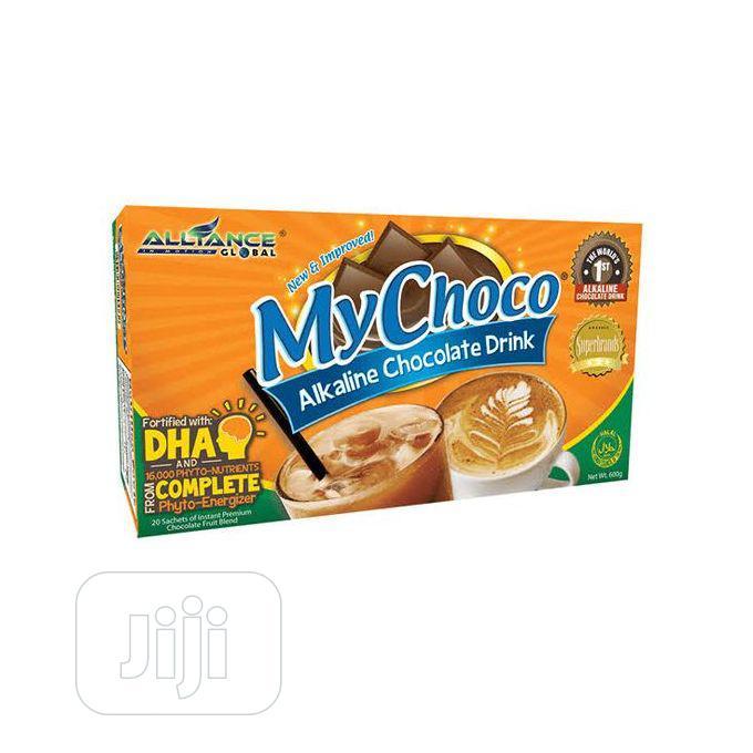 Alliance in Motion Global Mychoco Alkaline Chocolate Drink