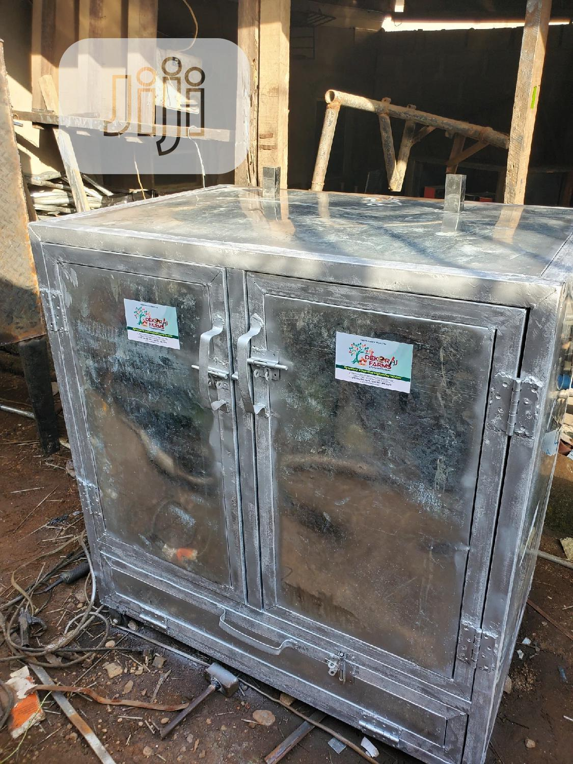 200 × 1 Kg Fish Oven For Fish Farmers