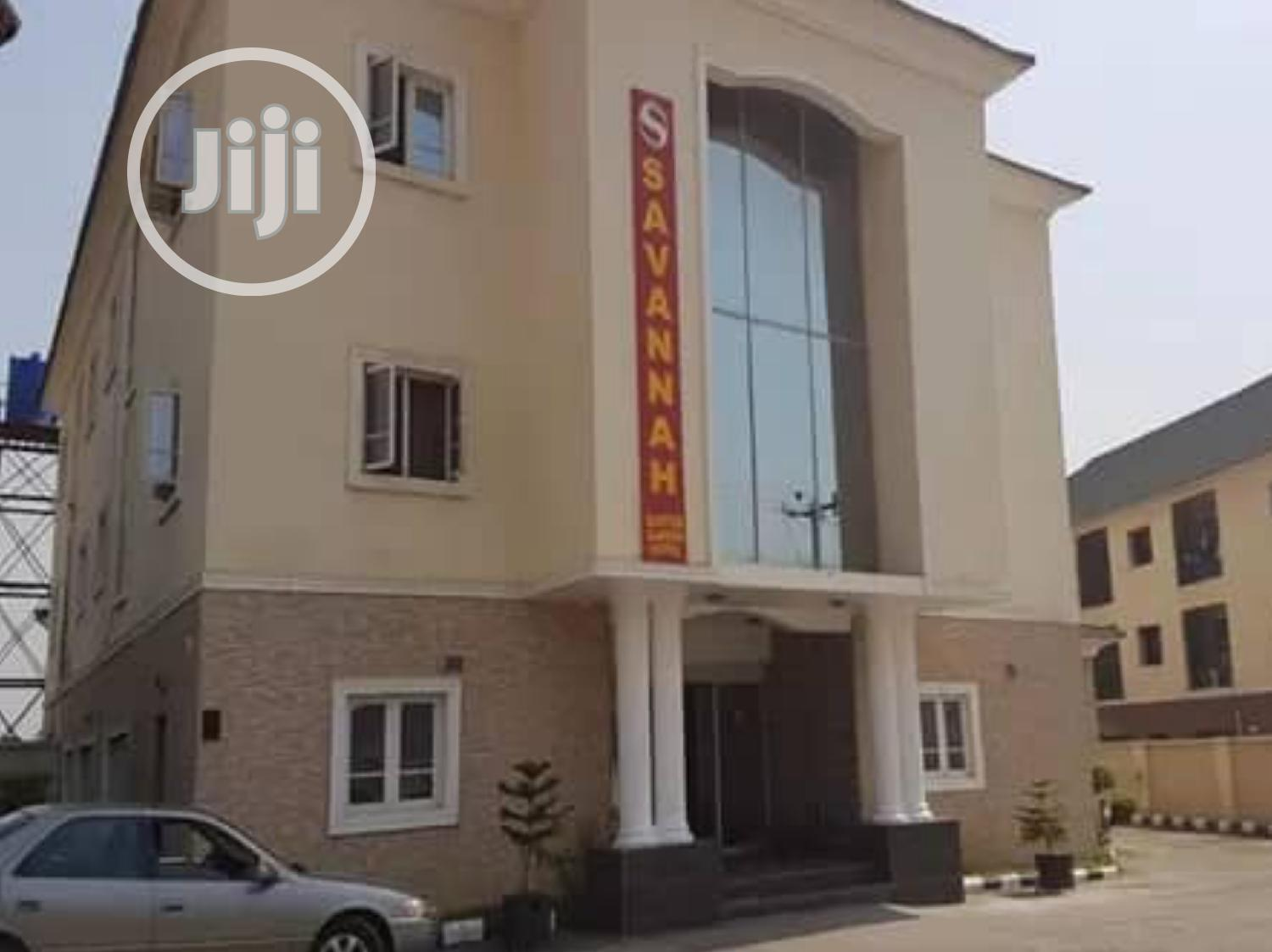 20 Rooms Hotel With Conference Hall At Gwarinpa Abuja