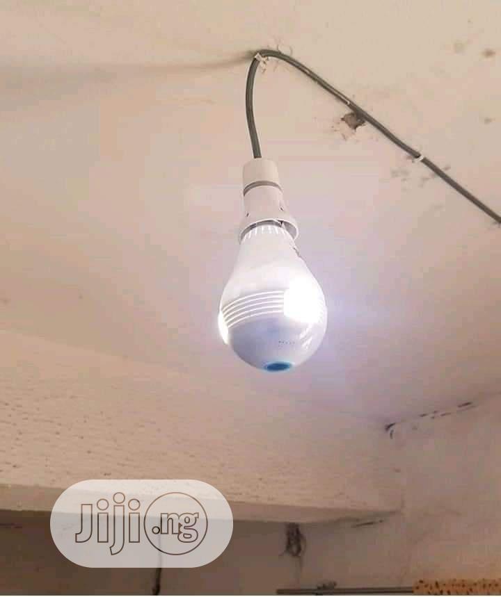 CCTV Camera Wi-fi Bulb | Security & Surveillance for sale in Ojo, Lagos State, Nigeria