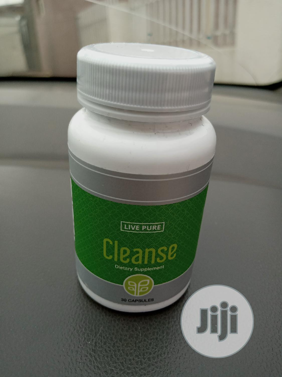 Archive: Pure Detox Body Cleanse 60 Caps.