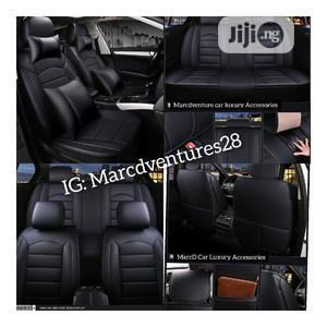 Universal Deluxe Luxury Edition Seat Covers | Vehicle Parts & Accessories for sale in Akwa Ibom State, Ikot Ekpene