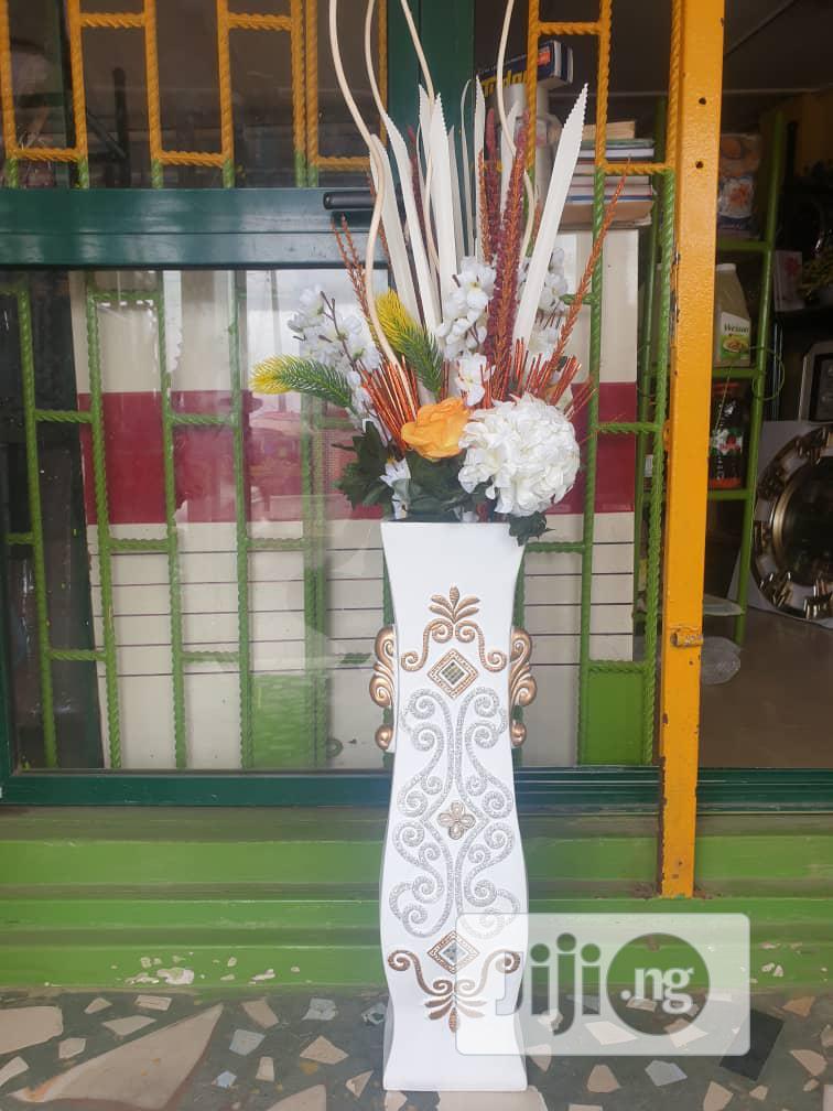 Archive: Vase + Artificial Flower