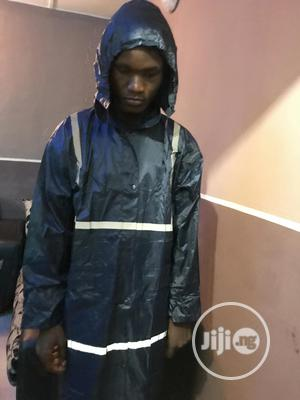 Raincoat With Reflective   Clothing for sale in Lagos State, Ikeja