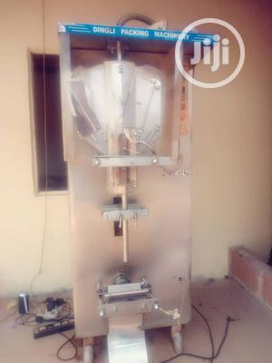 Fairly Used Sachet Water Machine   Manufacturing Equipment for sale in Lagos State, Ojo