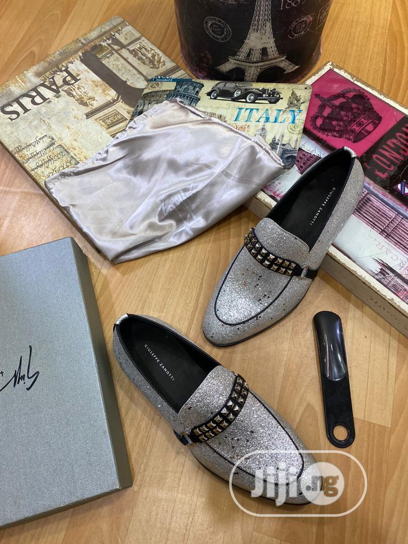 Zanotti Men on Black   Shoes for sale in Magodo, Lagos State, Nigeria