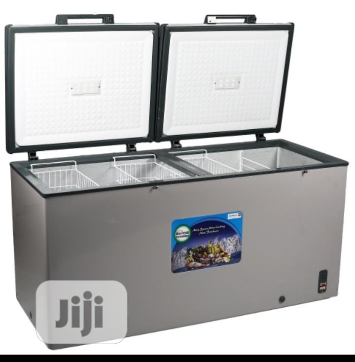 Archive: SFL611 Scanfrost Freezer
