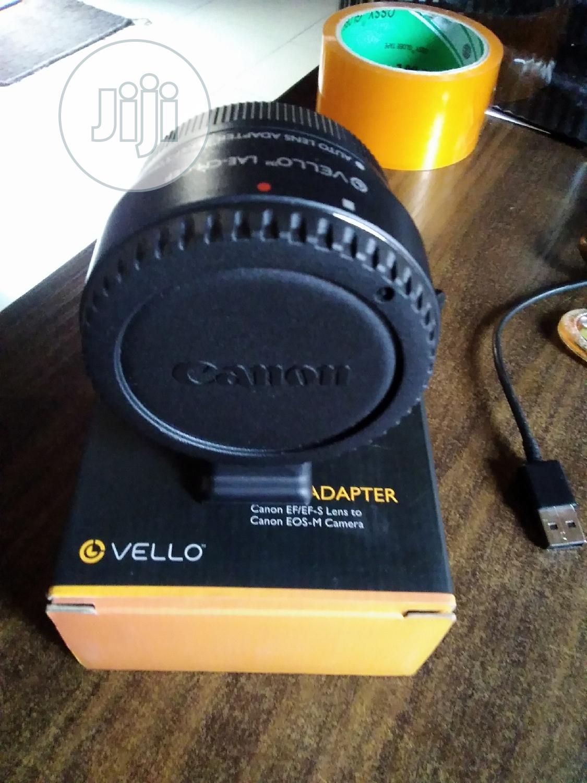 Archive: Converter for All CANON M Series Camera