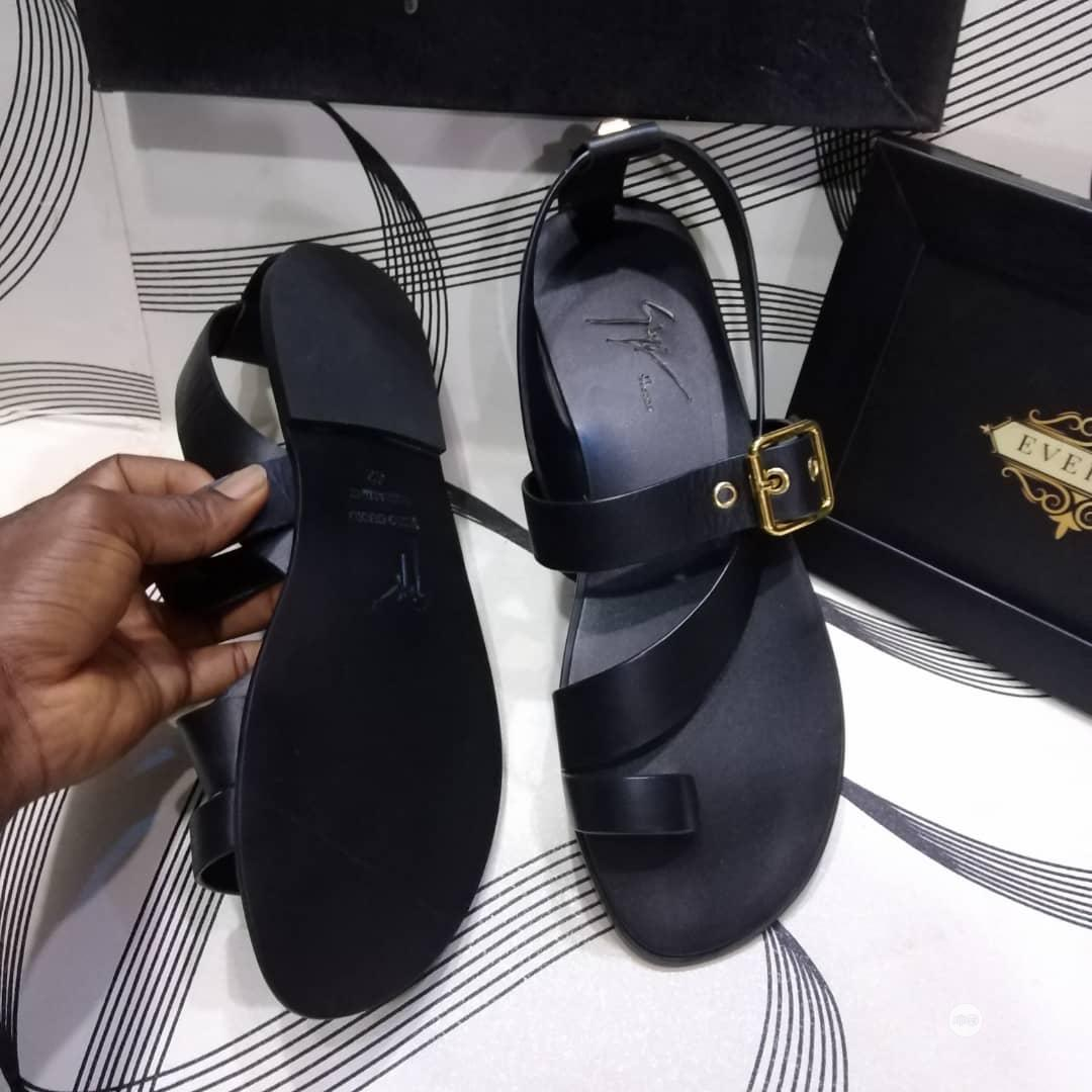 Quality Leather Sandals | Shoes for sale in Lagos Island (Eko), Lagos State, Nigeria