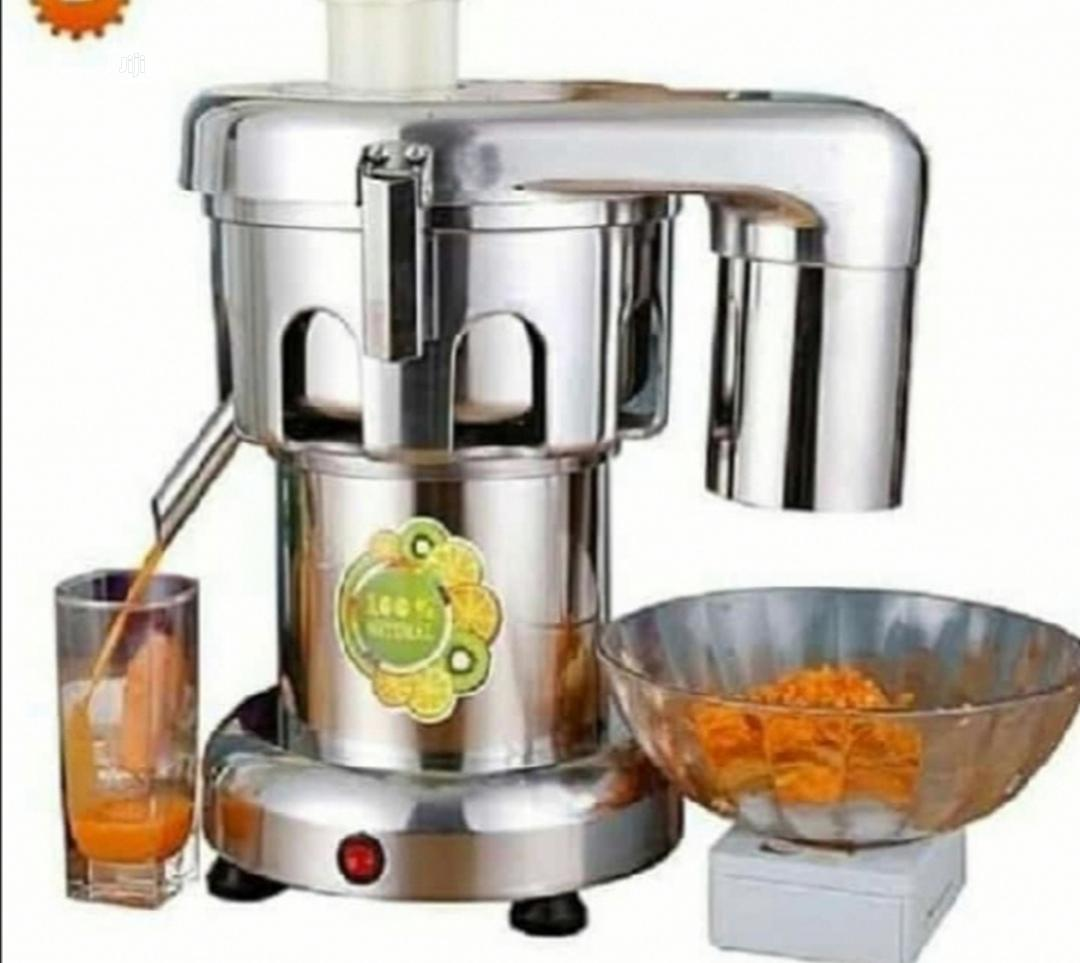 Archive: Quality Juice Extractor