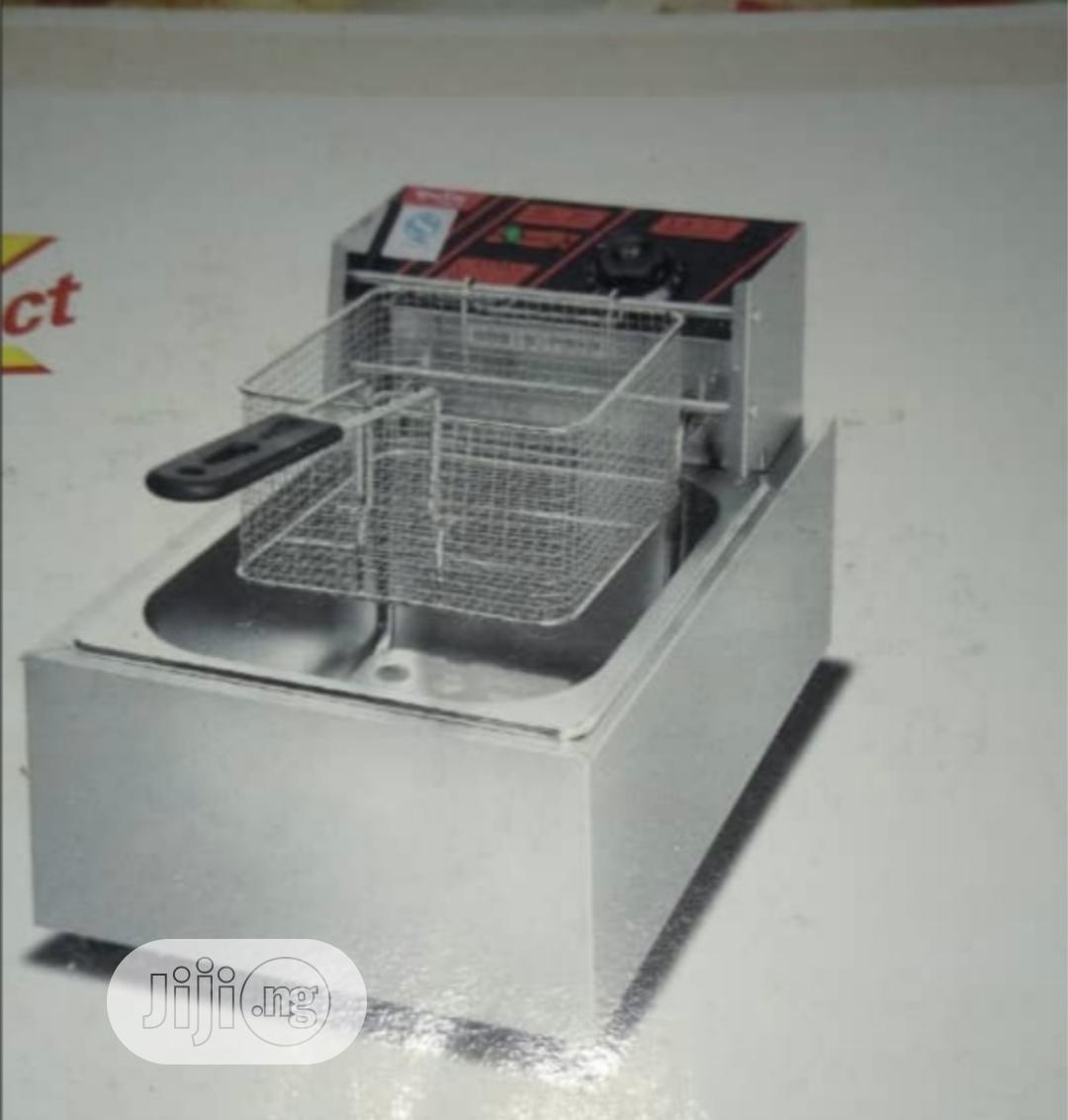 Archive: Deep Basket Fryer
