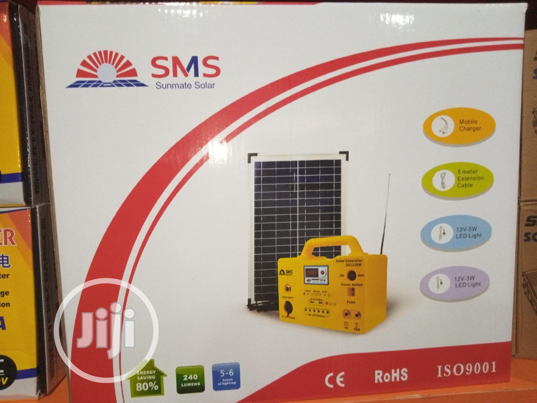 Solar Kit 1230w Power Generator System