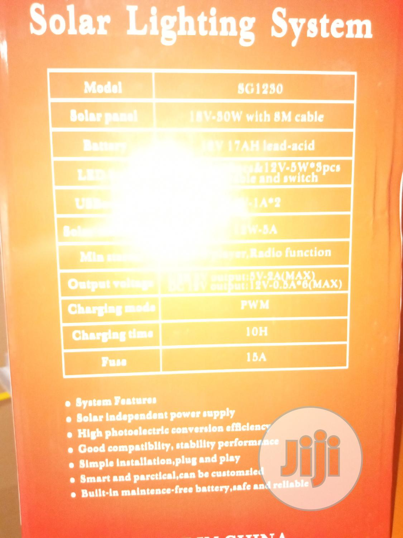 Solar Kit 1230w Power Generator System   Solar Energy for sale in Ikeja, Lagos State, Nigeria