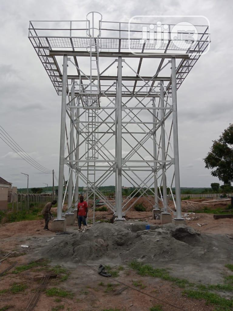 Braithwaite Tank And Tower | Manufacturing Services for sale in Isolo, Lagos State, Nigeria