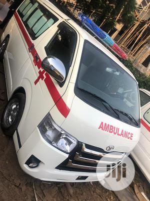 Ambulance Toyota Hiace 2010 | Buses & Microbuses for sale in Lagos State, Apapa