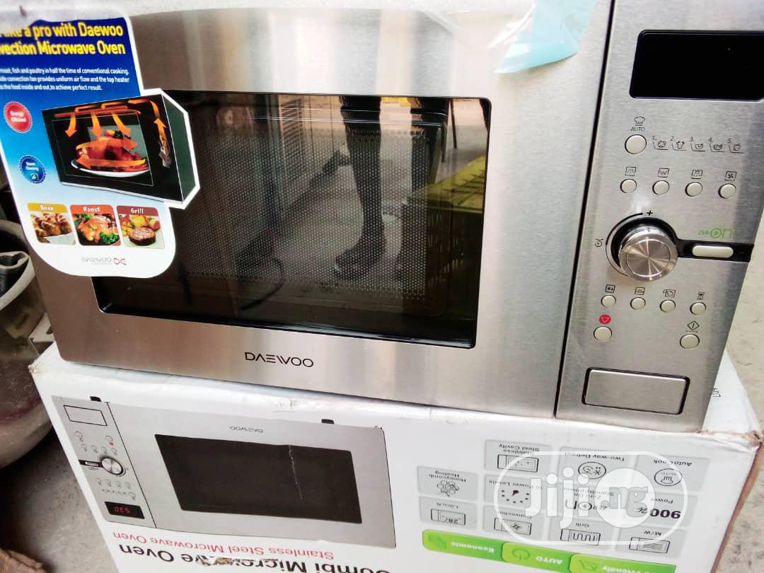 Archive: Microwave With Grill