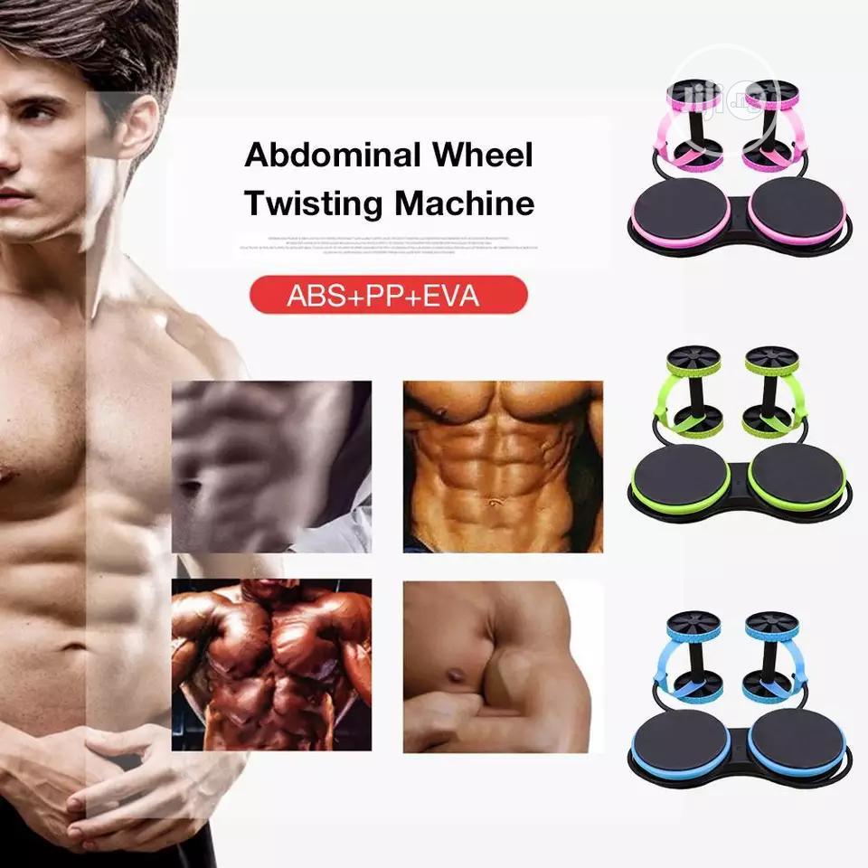Multifunctional Abdominal Wheel | Sports Equipment for sale in Lagos Island (Eko), Lagos State, Nigeria