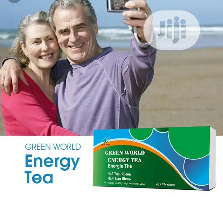 Green World Energy Tea