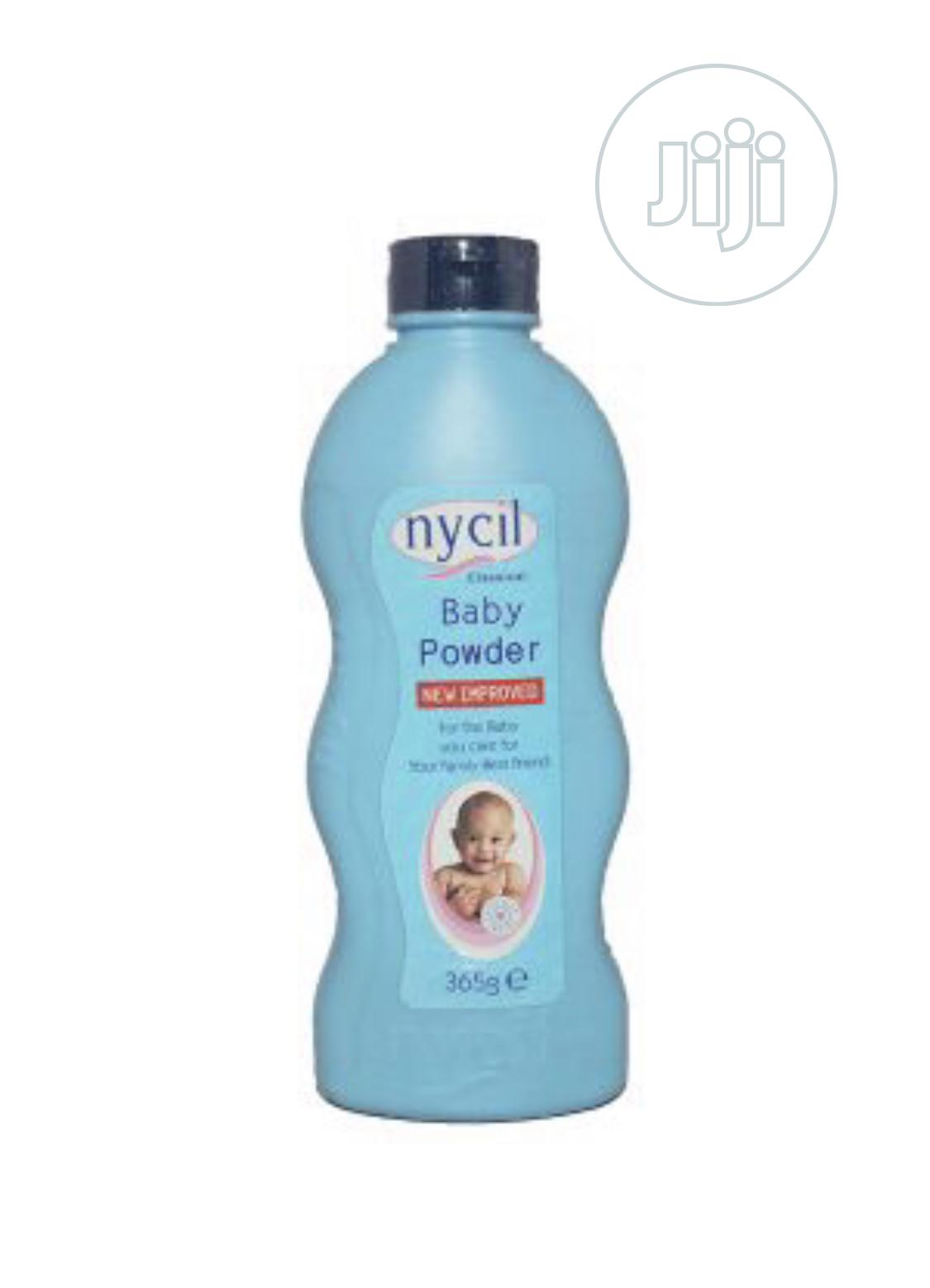 Archive: Nycil Baby Lotion