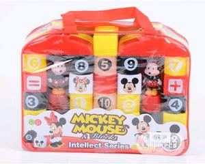 Mickey Mouse Building Blocks   Toys for sale in Lagos State, Lagos Island (Eko)