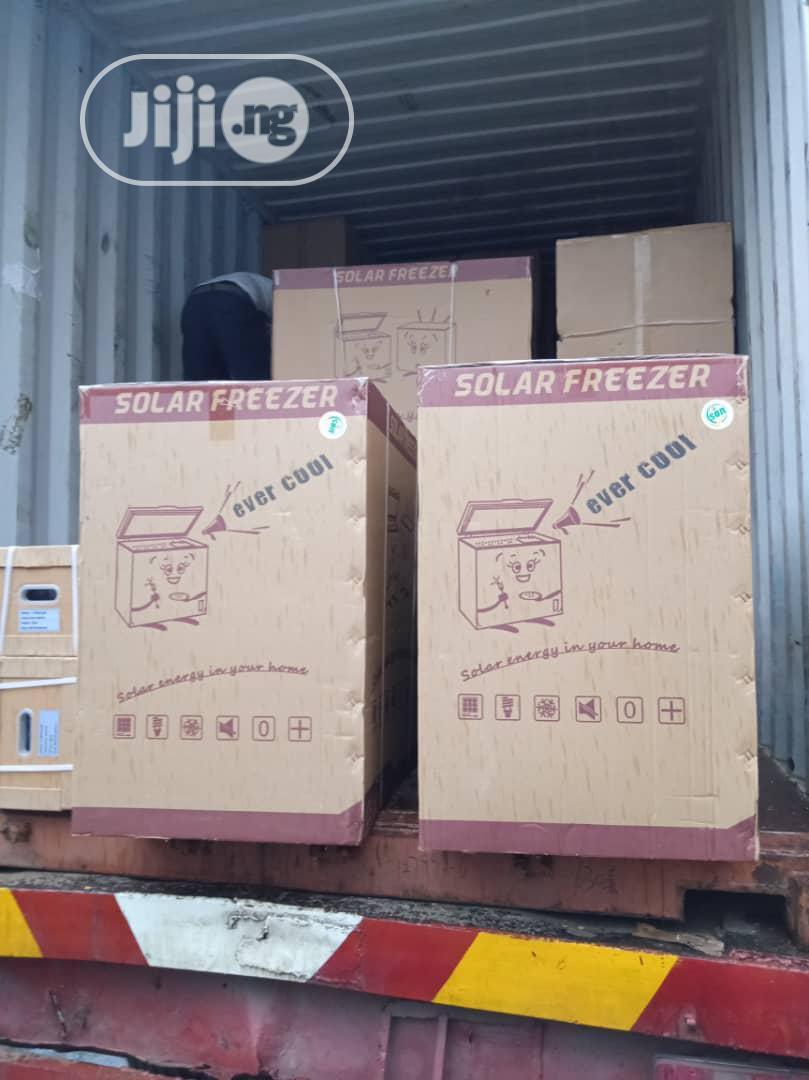 Solar Freezer 12v/DC/AC 200L | Solar Energy for sale in Ojo, Lagos State, Nigeria