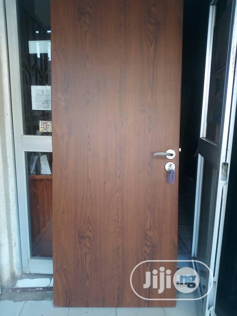 American Steel Door Door