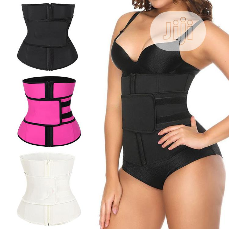 Archive: Waist Trainer With A Free Fat Burning Cream And A Fat Burner Wrap