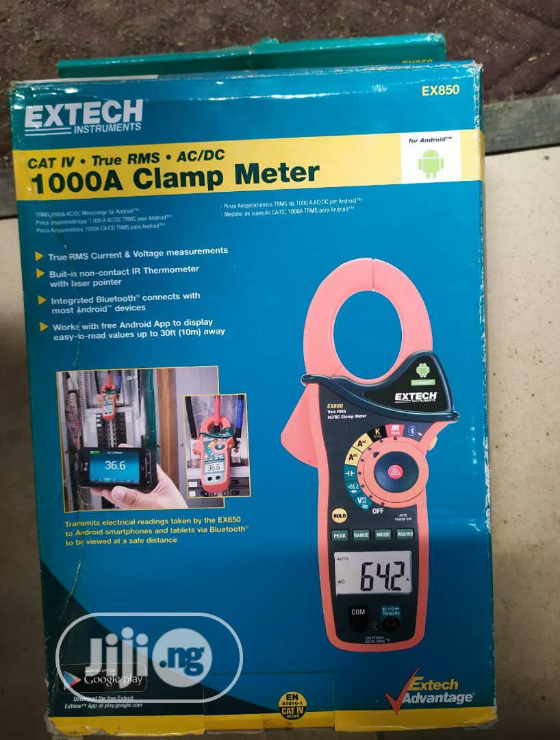 Archive: Digital Multi Meter Clamps